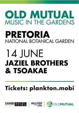 Music In The Gardens | Pretoria Botanical Gardens