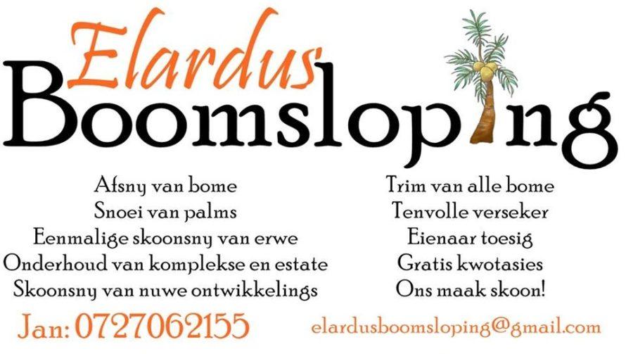 Elardus Boomsloping