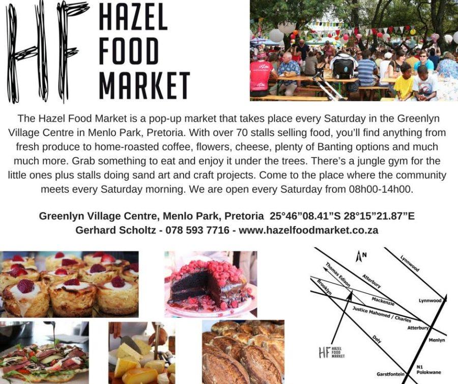 The Hazel Food Market