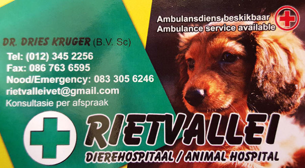 Rietvallei Animal Hospital