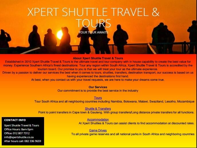 Xpert Shuttle
