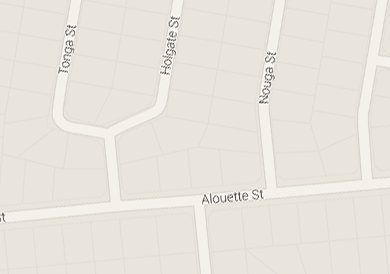 Alouette Street