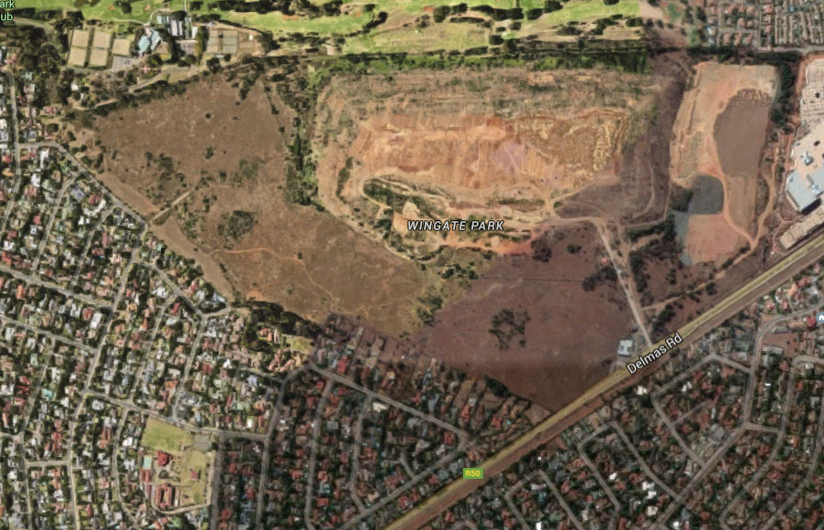 Garstkloof Dumping Site