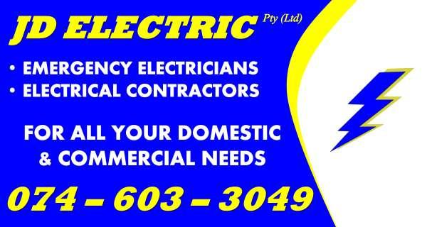 JD Electric (Pty) Ltd