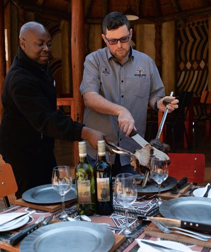 African Cuisine Restaurant