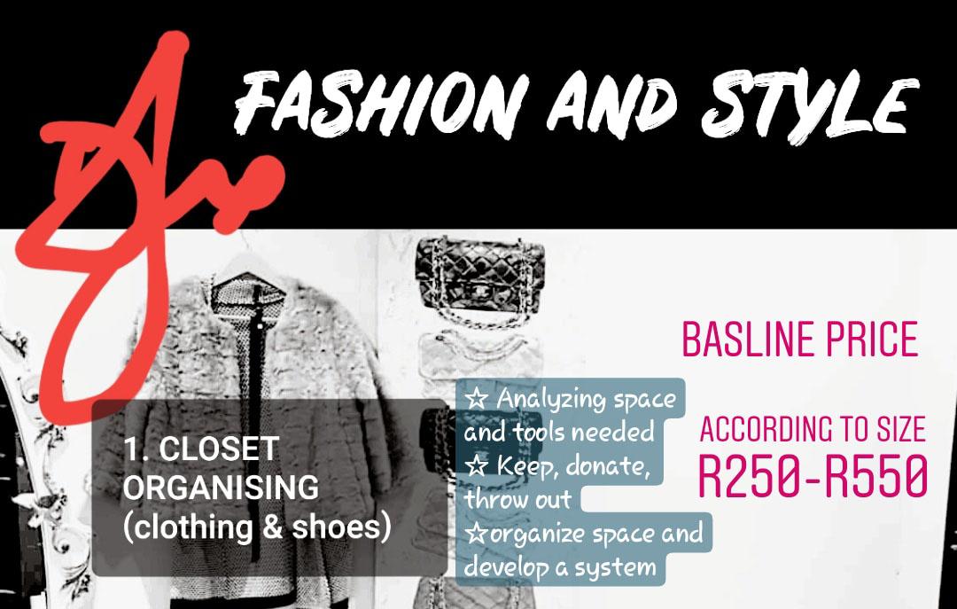 DJ Fashion and Style