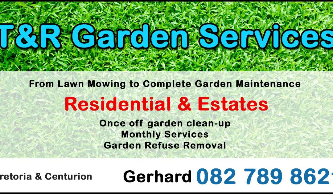 T&R Garden Services