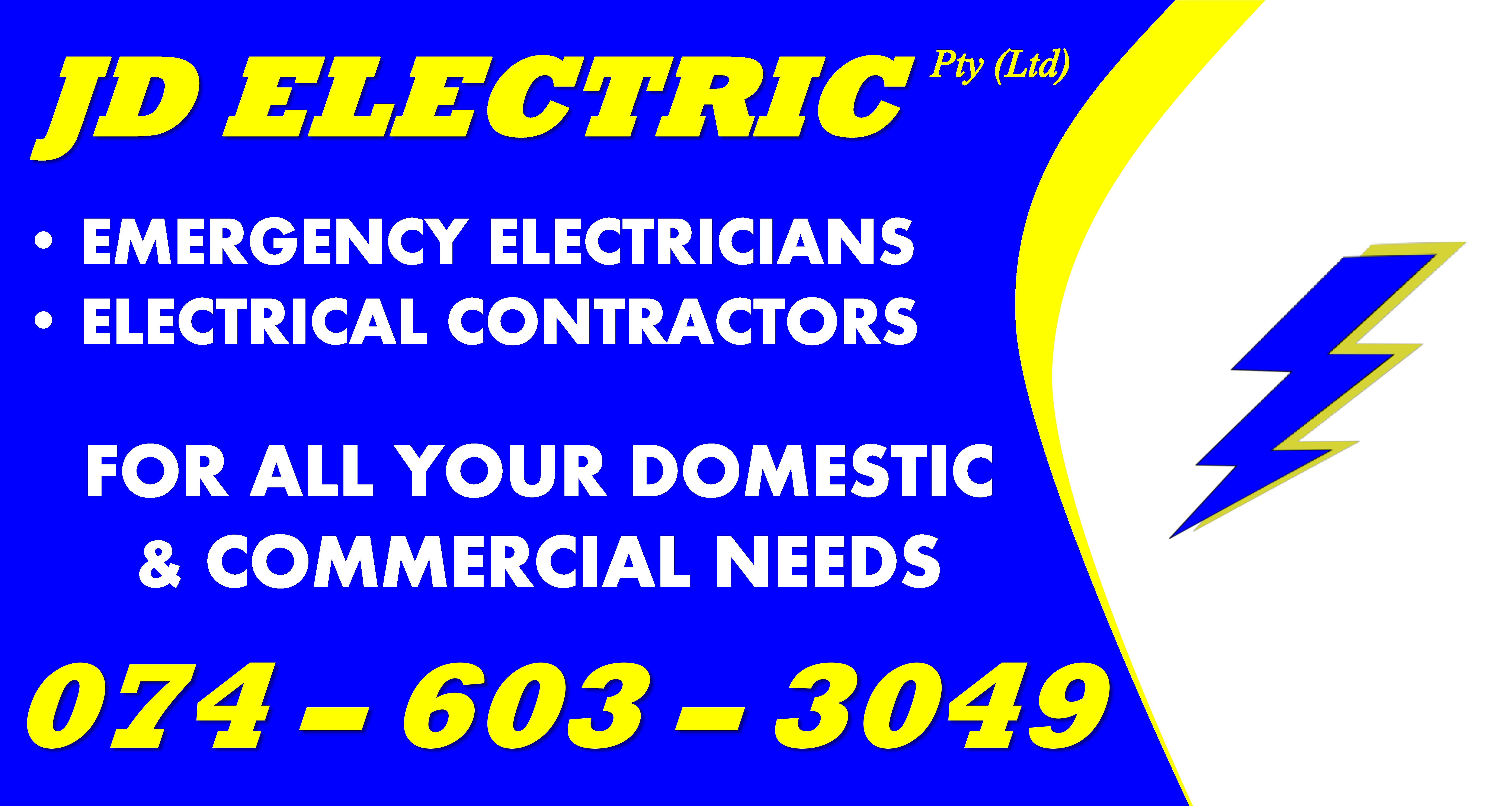 JD Electric (Pty) Ltd