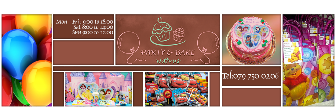 Party & Bake
