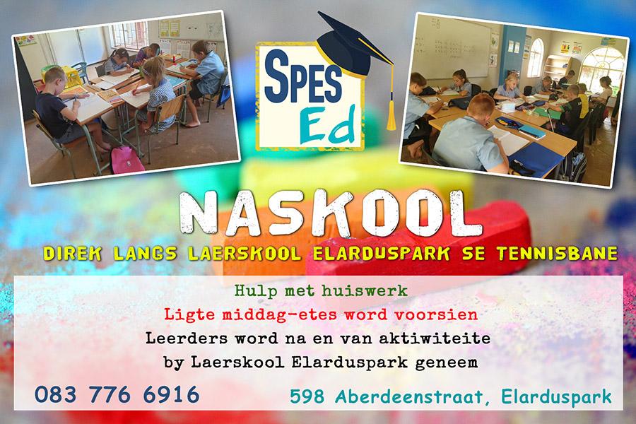Spes Ed Naskool