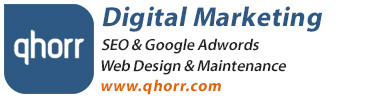 qhorr web design