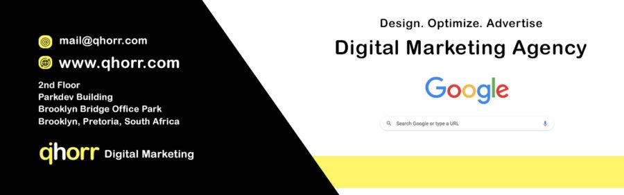 qhorr Digital Marketing, Web Design, SEO, PPC