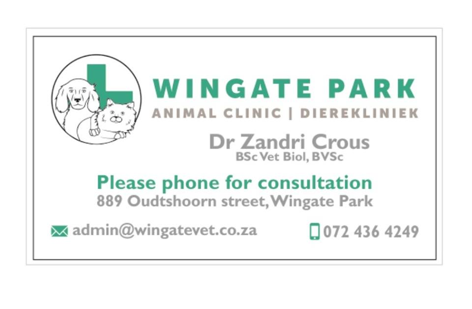 Wingate Park Animal Clinic